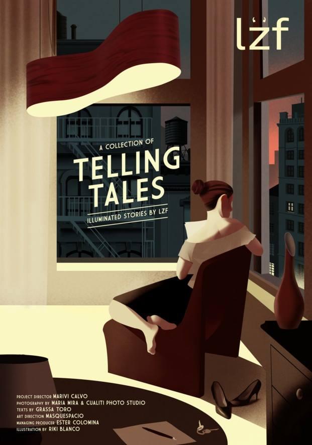Riki_Blanco_Telling_tales_lzf_poster